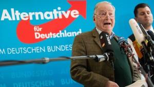 Das sagt Gauland über den Angriff auf Magnitz