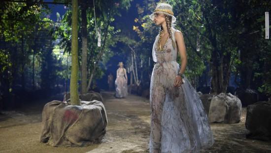 Greta Thunberg inspiriert Dior