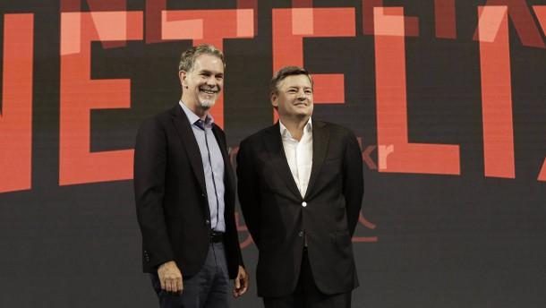 Der Corona-Schub ist für Netflix schon wieder vorbei