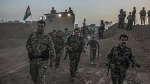 Irak beginnt Offensive auf IS-Hochburg Mossul