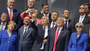 Trumps Wut, Merkels Konter – und ein Kommuniqué