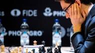 Amerikaner auf halbem Weg zur Schachkrone