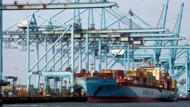Drei Tonnen Kokain zwischen Bananenpüree im Hafen von Rotterdam