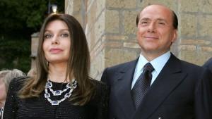 Ex-Frau soll Berlusconi 60 Millionen Euro zurückzahlen