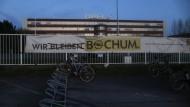 Letzter Bochumer Opel vom Band gelaufen