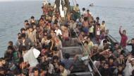 Malaysia und Indonesien beginnen aktive Rettungsmission