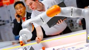 Chinesische Investoren verlieren Interesse an Deutschland
