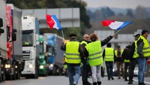 """""""Gelbwesten"""" sagen Treffen mit französischer Regierung ab"""