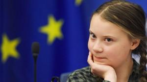Thunberg will ohne CO2 nach Amerika