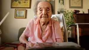 Älteste Holocaust-Überlebende gestorben