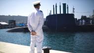 Deutsches U-Boot für Israel