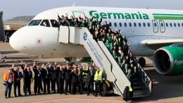 Germania-Rettung ist gescheitert