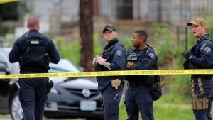 Mehr Morde in amerikanischen Städten