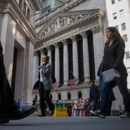Wie viel Eigenkapital soll es sein? Banken an der Wall Street