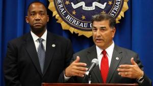 FBI nimmt Tatverdächtigen fest
