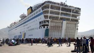 Mindestens elf Flüchtlinge in der Ägäis ertrunken