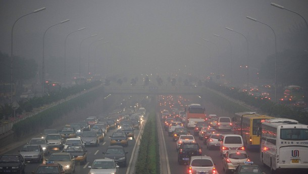 Weltweiter CO2-Ausstoß erreichte 2011 Rekordhoch