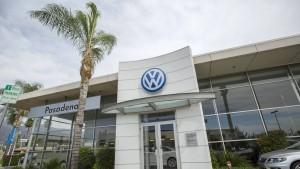 Volkswagen muss in Kalifornien vor Gericht
