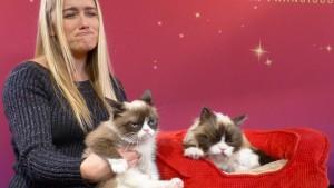Grumpy Cat bei Madame Tussauds verewigt