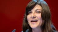 Juso-Chefin fordert de Maizières Rücktritt