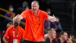 Rödl nicht länger Basketballnationaltrainer