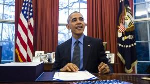 Obama will strengere Waffengesetze per Erlass anordnen