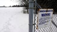 Kanadische Provinz klagt über Flüchtlingsansturm