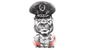 Die Loyalität des Generals