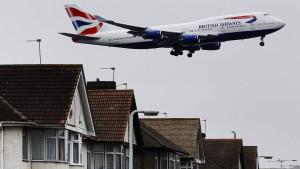Wie ein harter Brexit Europas Luftfahrt durcheinander bringen würde