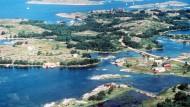 6429 Inseln und Inselchen bilden die Aland Inseln - etwa 50 davon sind bewohnt.