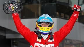 El campeón: Fernando Alonso