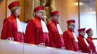 Verfassungsgericht entscheidet in drei Wochen über Ceta
