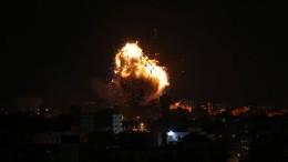 Gewalt im Gazastreifen eskaliert