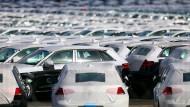 VW denkt über Entschädigungen nach