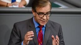"""Bartsch beklagt """"hysterische Reaktionen"""" in der Union"""