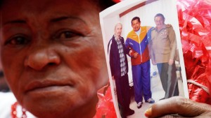 Präsident Chávez kämpft offenbar um sein Leben