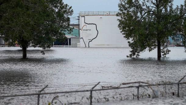"""Rauch aus Chemiewerk in Texas ist """"massives Gesundheitsrisiko"""""""