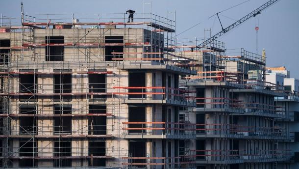 Hunderttausende Wohnungen am Ziel vorbei