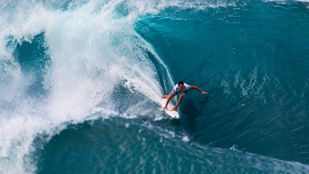 Billabong Pipe Masters Hawaii Surfing