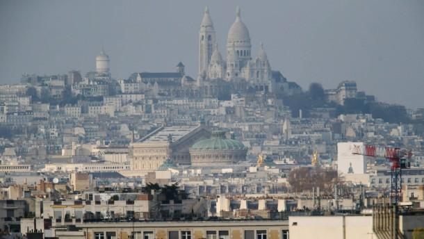 Paris ringt um Luft