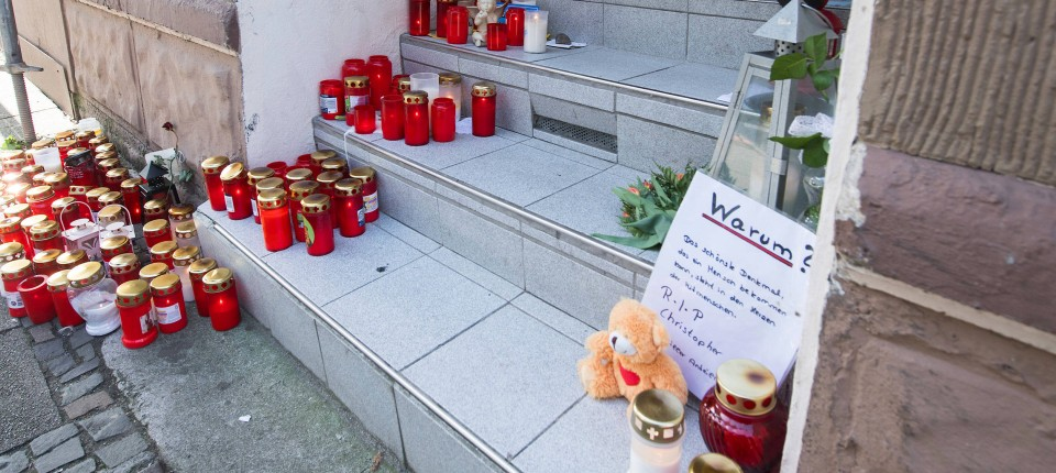 Warum Sind Die Brutalen Bilder Von Marcel H Noch Online