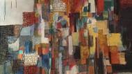 Drang zur Abstraktion: Müllmaterial Metamorphose von Erich Franke (1983)