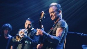 Bataclan eröffnet mit Sting-Konzert