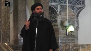 IS sprengt symbolträchtige Moschee