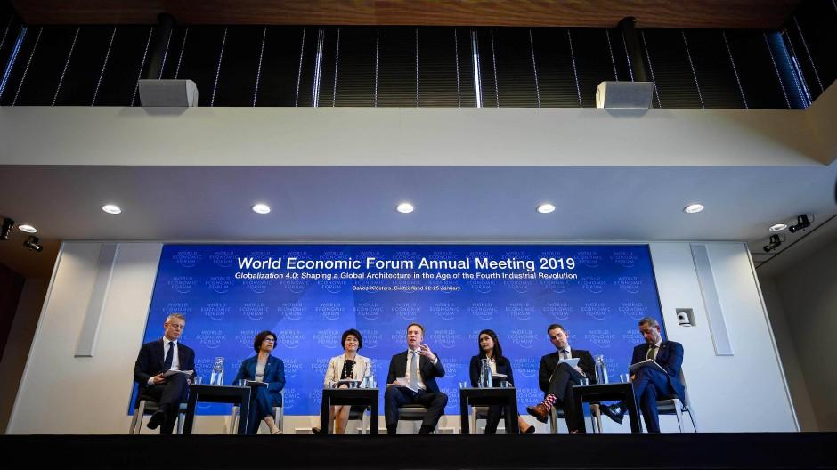 Die Vorbereitungen für das Weltwirtschaftsforum in Davos sind in vollem Gange – am 22. Januar geht es los.
