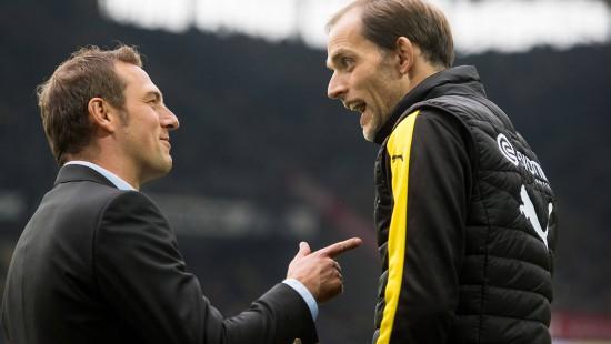 BVB empfängt Schalke zum Revierderby