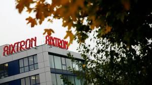 Schadenersatz für Aixtron-Aktionäre