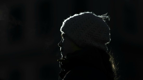 Greta Thunberg glaubt, sie sei infiziert