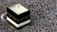 Muslime aus aller Welt wollen auch für Syrien beten