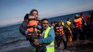 Bin ich der Flüchtling nicht, der Unbehauste?